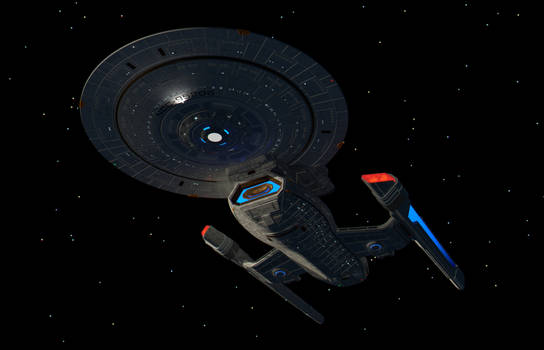USS Chiron to look up