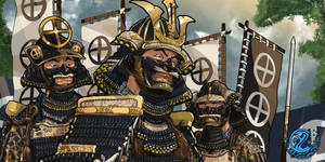 Samurai of Satsuma