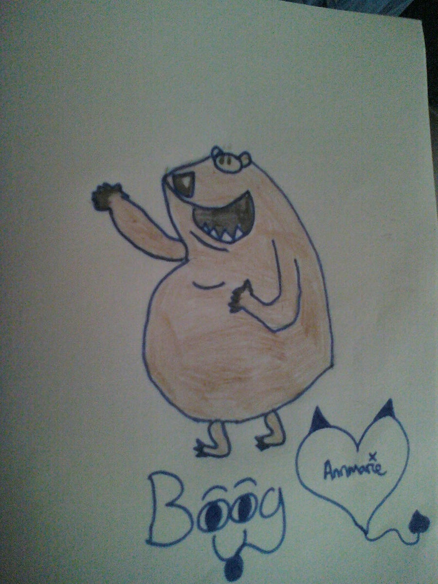 Boog From Over The Hedge by EmoDemon555 on deviantART 900X1200
