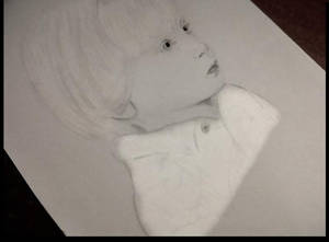 Children - Pencil