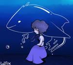 underwater - Steven Universe