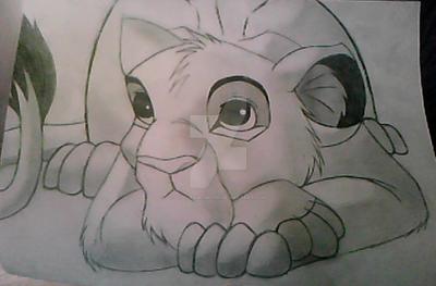 mes dessin et bidouillages d'images. :3  Simba___by_littleowlgraph-d7uwan4