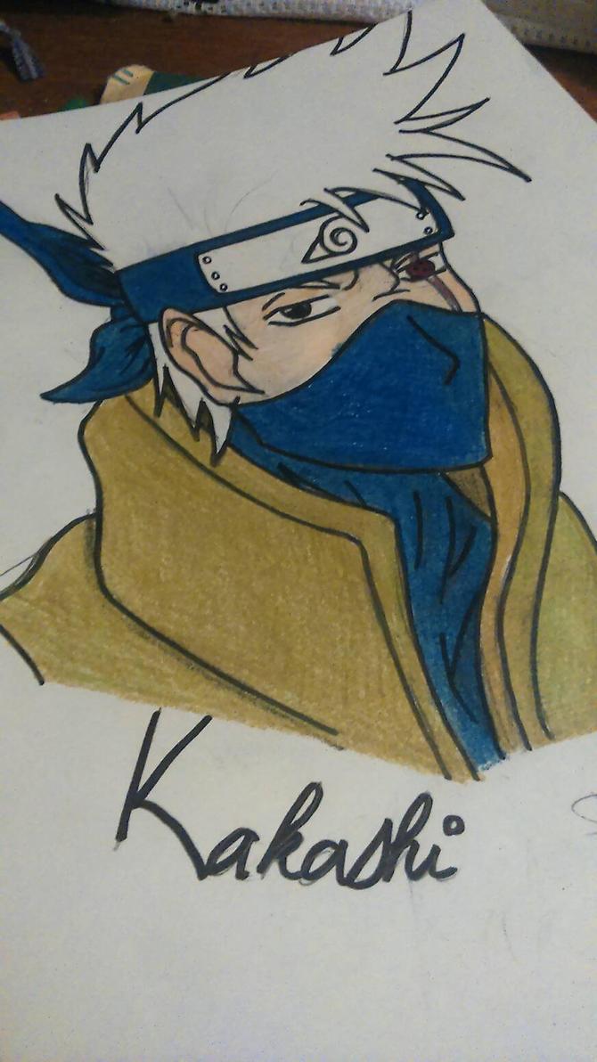 mes dessin et bidouillages d'images. :3  Hatake_kakashi_by_littleowlgraph-d8kud1o