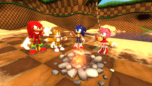LET'S ENJOY OUR CHILI DOGS - SONIC