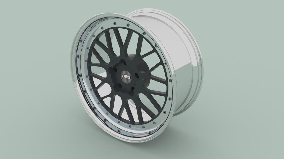 BBS LM - VRay testing 3 by