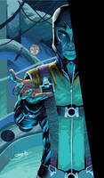 X-men First Class : Magneto by Heri-Shinato