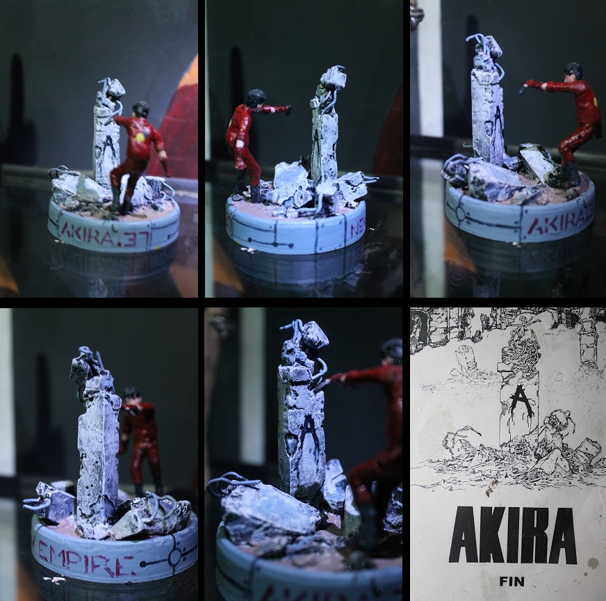 Kaneda Akira Memorial by Heri-Shinato