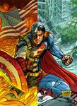 Captain America /Superman (2013 version)