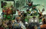 TMNT : Zombie Apocalypse - Heri Shinato