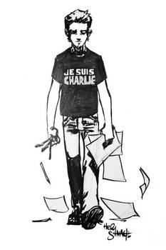 Je suis Charlie by Heri-Shinato