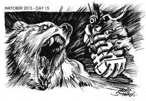 DAY 15 - Raging bear