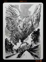InkTober2018 - Day05 by Heri-Shinato