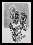 InkTober2018 - Day18