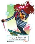 Fujimoto #sixfanarts