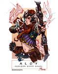 Aloy #sixfanarts