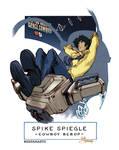 Spike Spiegle #sixfanarts