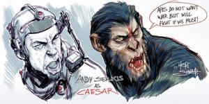 Andy Serkis / Caesar