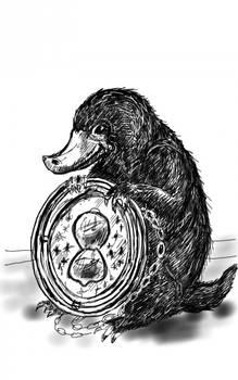 Niffler and time-turner