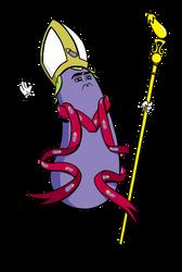 Pope by SpiritualBacon