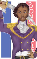 AMERICA'S FAVORITE FIGHTING FRENCHMAN by Mr-RealisT