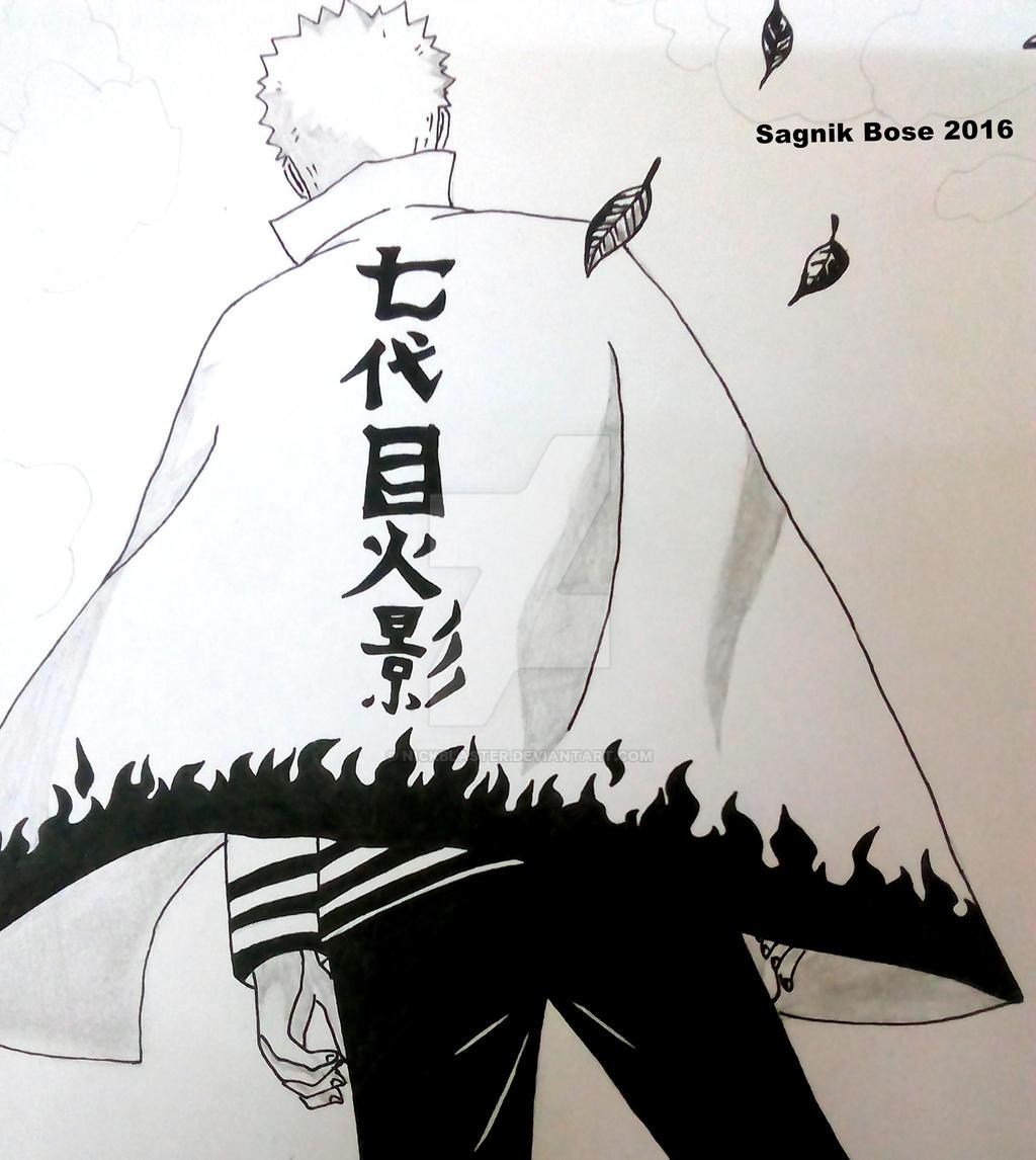 The 7th Hokage - Uzumaki Naruto by Nickblaster on DeviantArt