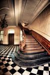 monkey's staircase