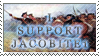 I Support Jacobite1 Stamp by ExilesHonour