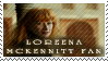 Loreena Mckennitt Stamp by ExilesHonour