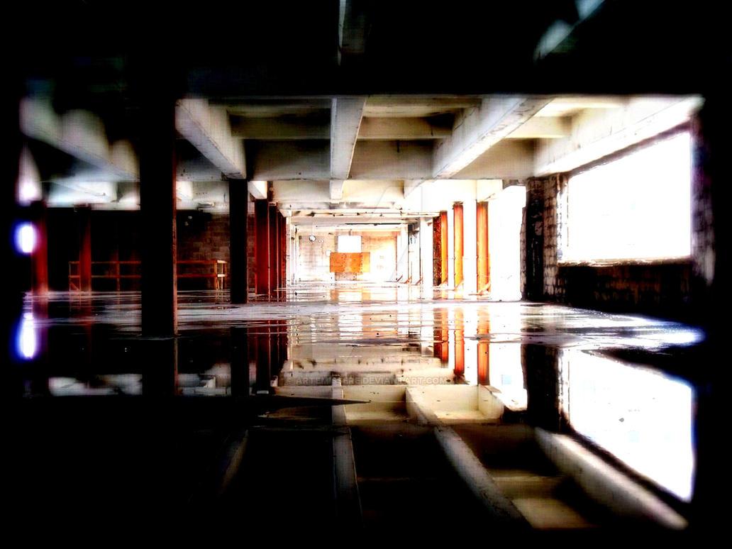 mirrorfloors by artemissere