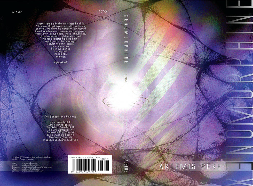 xenomorphine cover by artemissere