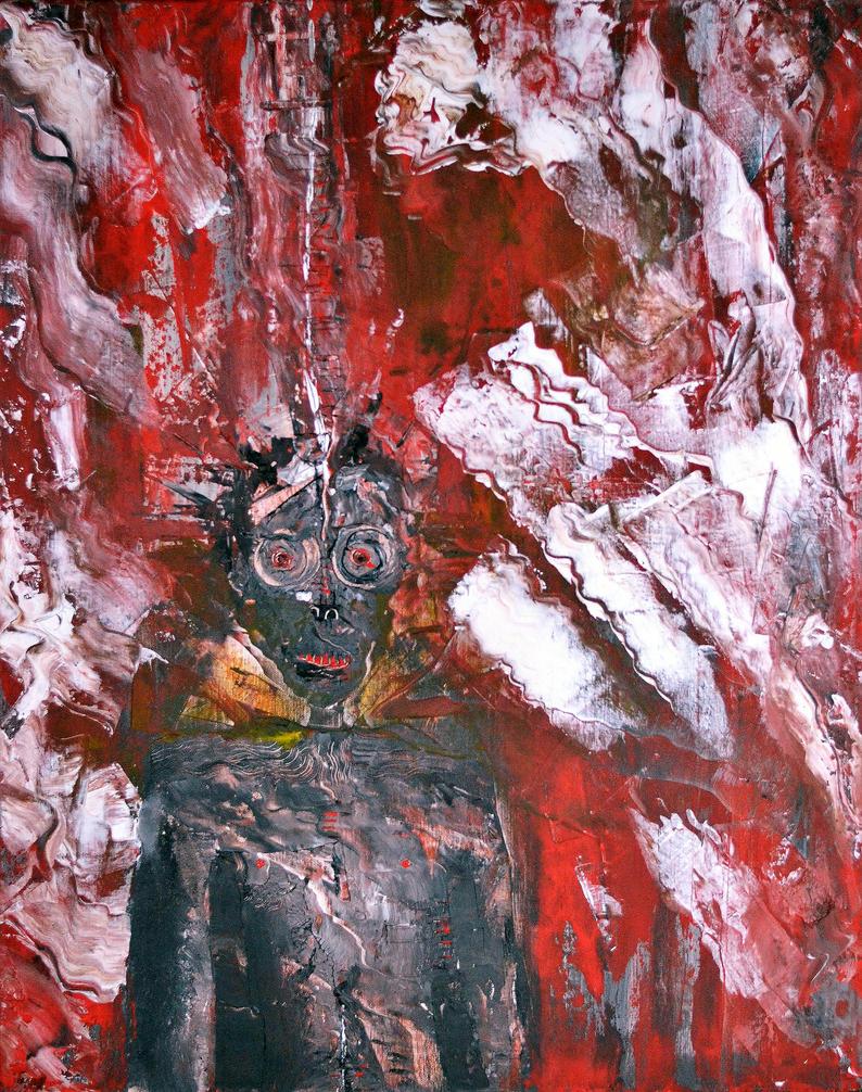 The Gargoyle by artemissere
