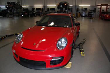 Porsche 911 GT2 by short-shift90