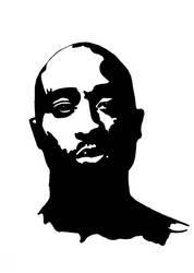 Tupac Artwork 9 by 00Makaveli00