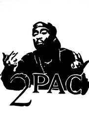 Tupac Artwork 13 by 00Makaveli00