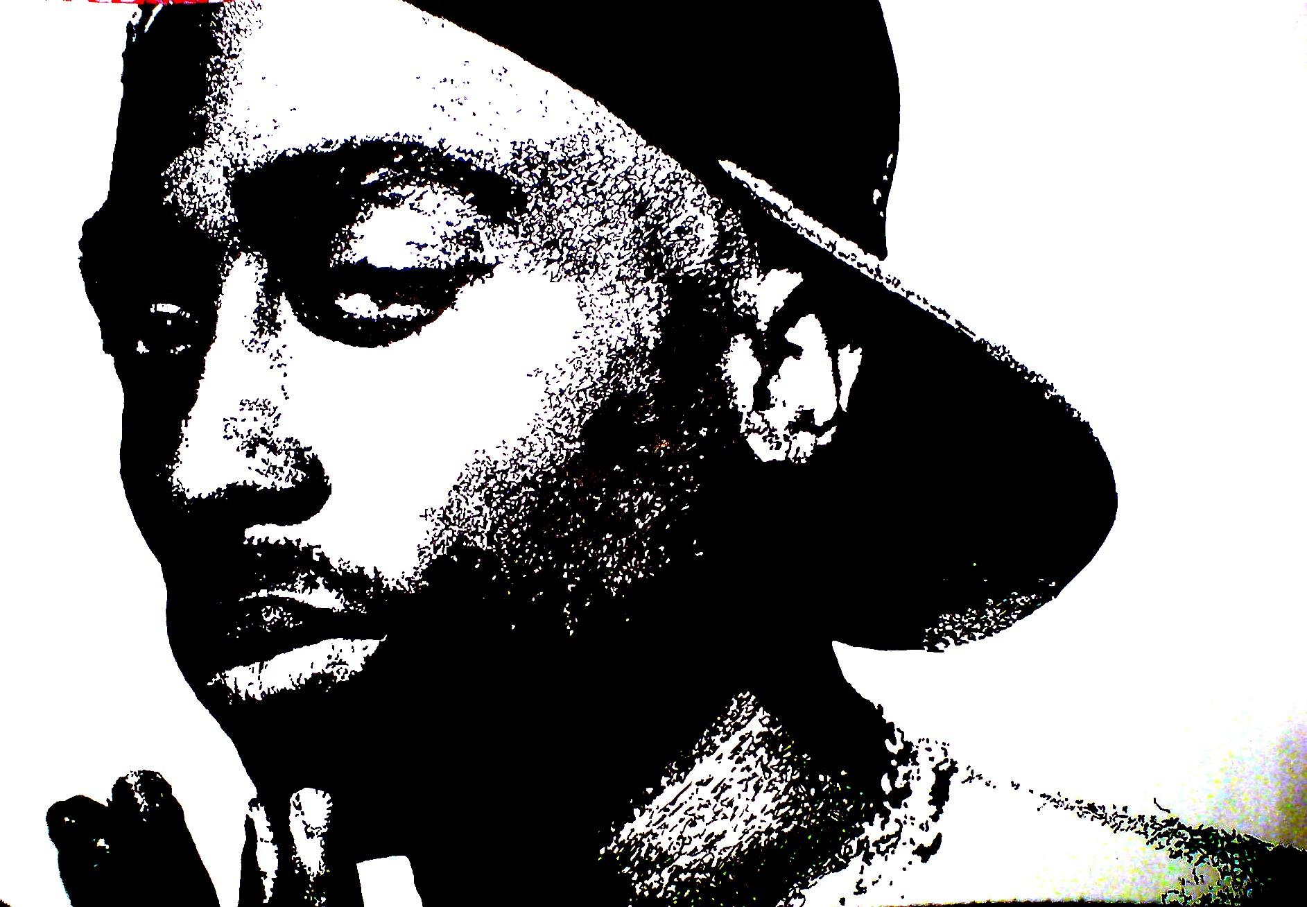 Tupac Artwork 44 By 00Makaveli00 On DeviantArt