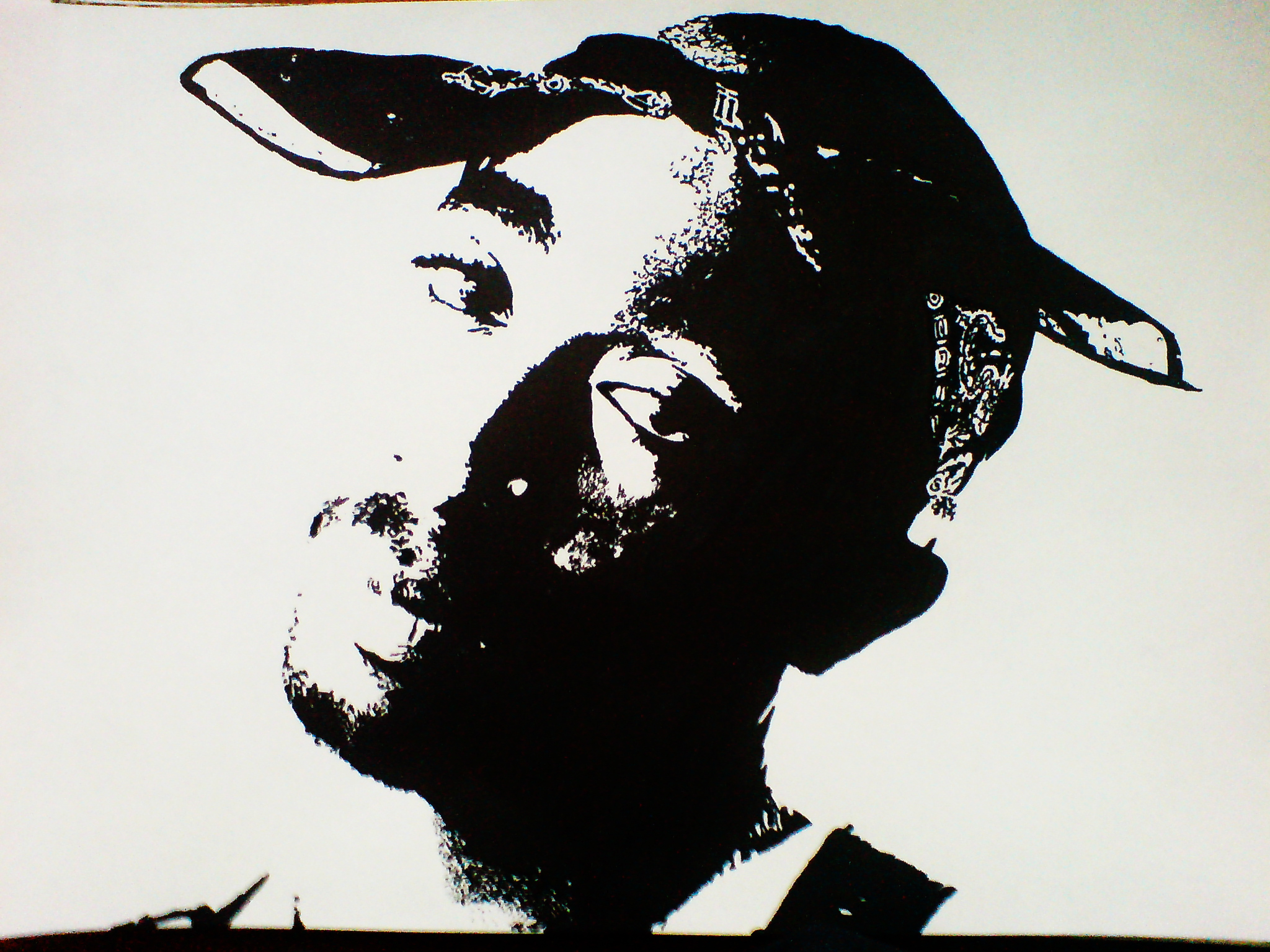 Tupac Artwork 46 By 00Makaveli00 On DeviantArt