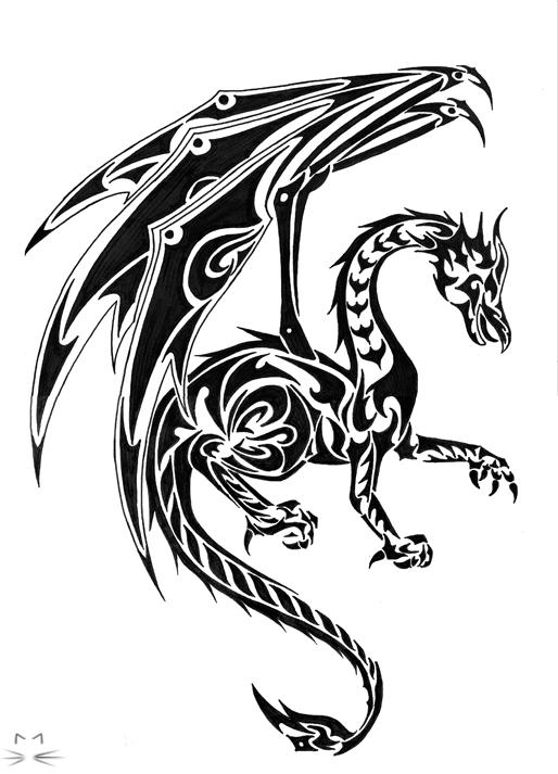 Dragon for Killpants by kiplingskat
