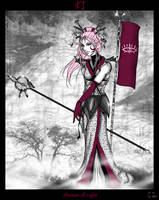-Lords of War- Akari by kiplingskat