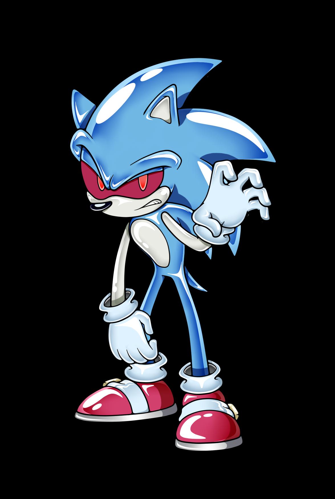 Zombot Sonic Adventure Style By Sarkenthehedgehog On Deviantart