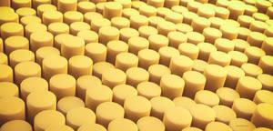 yellow silindr's