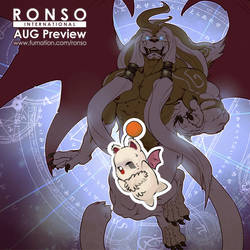 RONSO International - August 2014 Preview by anthronso