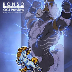 RONSO International - October 2014 Preview by anthronso