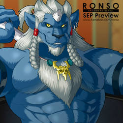 RONSO International - September 2015 Preview by anthronso