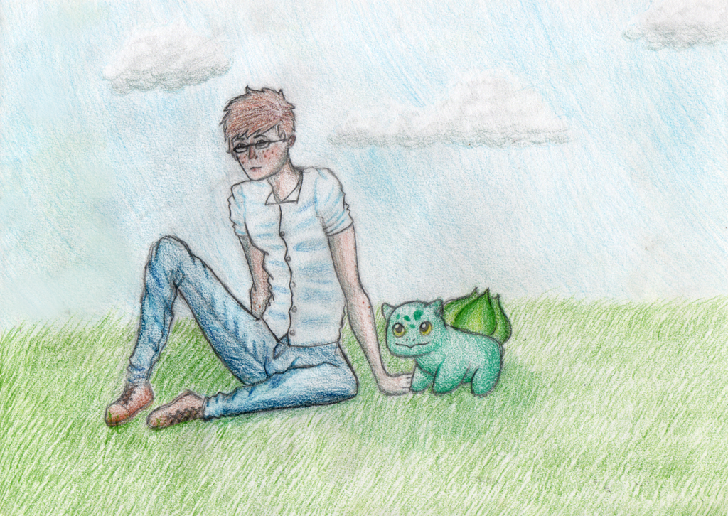 Pokemon Trainer Wes by lolsylol
