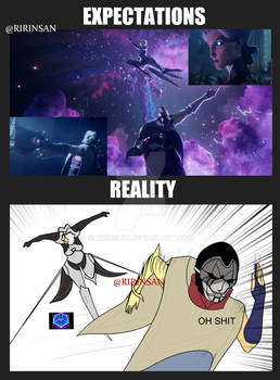 Jhin vs Camille: expectations vs reality