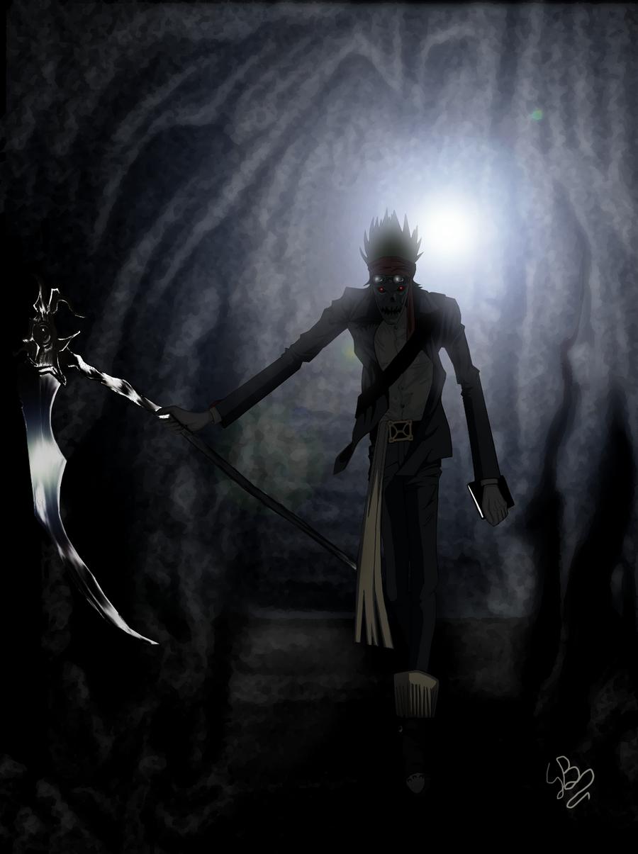 Ягами лайт стал богом смерти