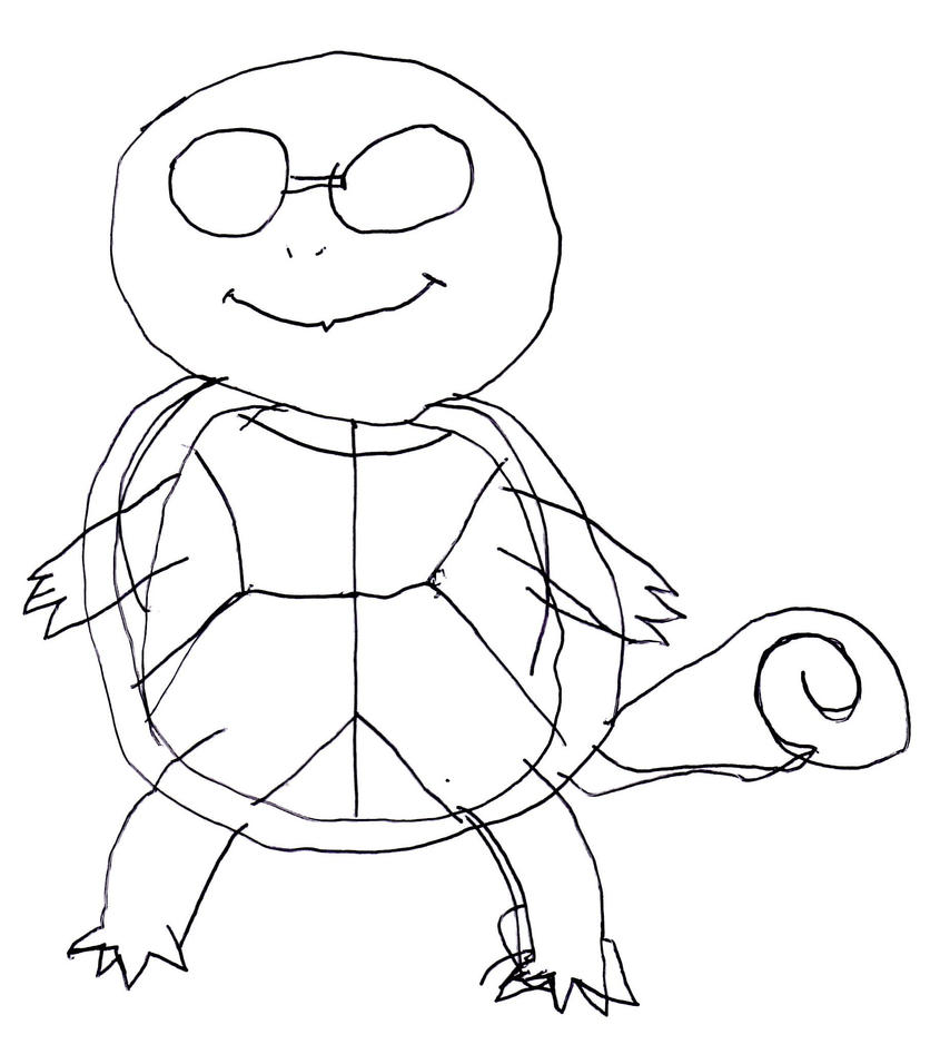 Squirtle Squad Coloring Pages Coloring Pages Squirtle Coloring Page