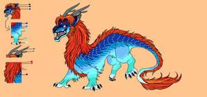 My full dragon form