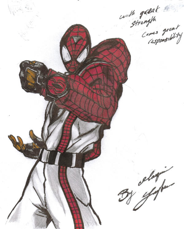 Street Spider by jamed913