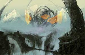 Observatory Concept by KangJason